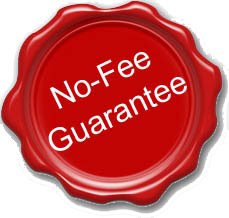 Intermec No-Fee Guarantee Logo